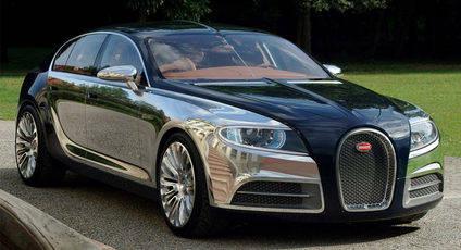 El sucesor del Bugatti Chiron podría ser una berlina de lujo