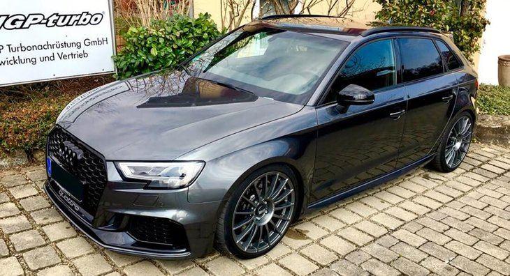 Este Audi RS3 es más rápido que un Ferrari 458 Italia