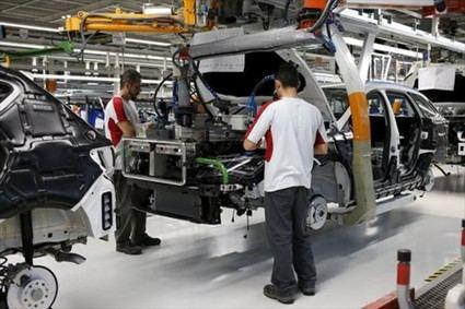 2,8 millones vehículos fabricados en España; exportados, 2,3 millones