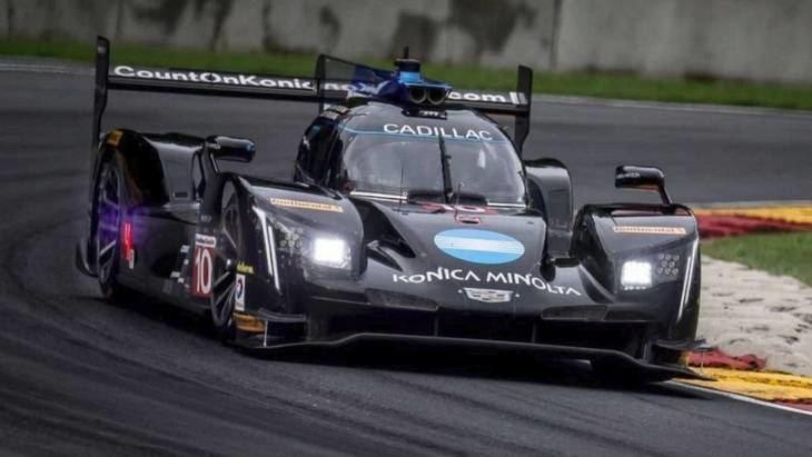 El Cadillac de Alonso termina segundo en los primeros test