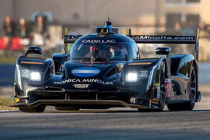 Kobayashi mejor tiempo por la tarde con el Cadillac #10