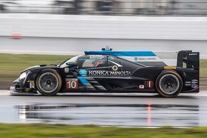 El Cadillac #10 de Alonso termina primero la segunda jornada