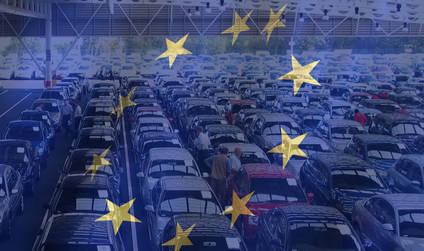 Crecimiento del mercado europeo del automóvil