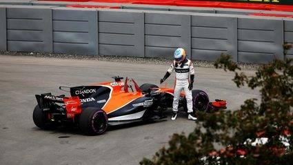 GP de Canadá: Raikkonen líder del viernes y Alonso arregla el desastre