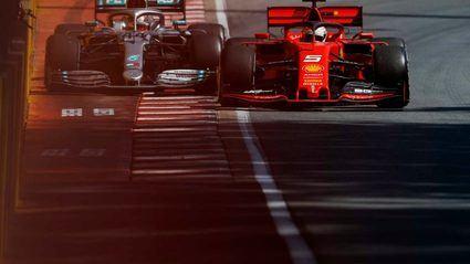 GP de Canadá F1: Hamilton gana sin ganar