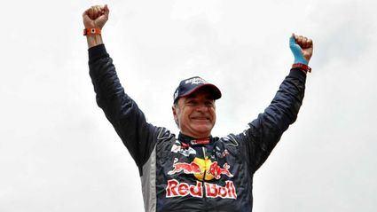 Carlos Sainz el mejor piloto de rallyes de la historia