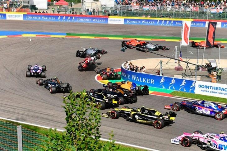 GP de Bélgica F1 2020: Horarios y neumáticos