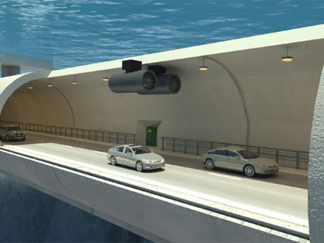 Carreteras acuáticas que no se mojan