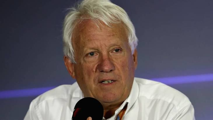 Muere Charlie Whiting el director de carreras de la Fórmula 1