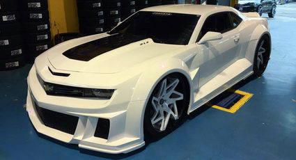El coche de los Stormtroopers