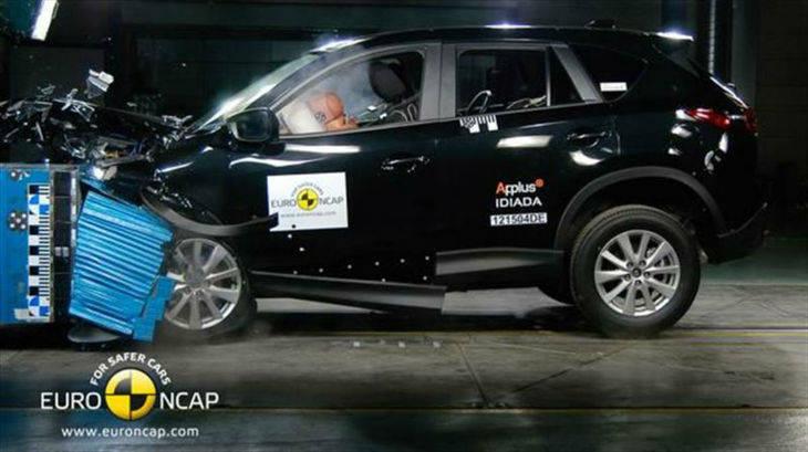 Últimas pruebas de seguridad Euro NCAP. Alfa Romeo Stelvio y Renault Koleos los más completos