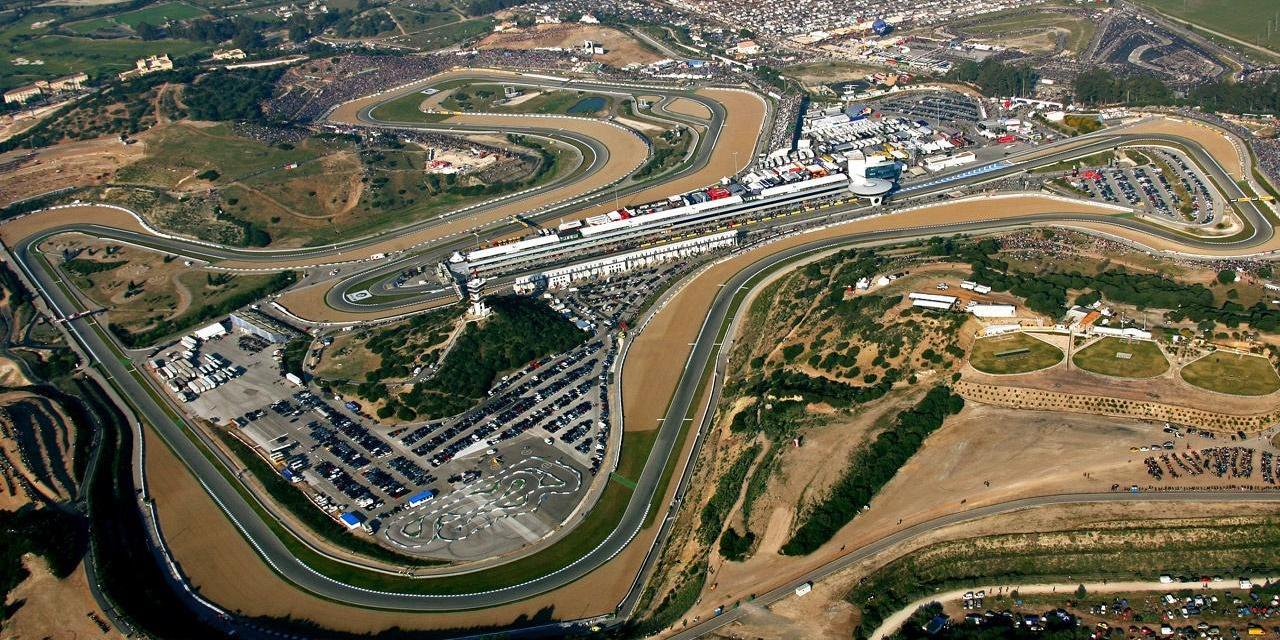 Circuito Los Arcos : Circuito de jerez jerez de la frontera espaÑa revista de coches
