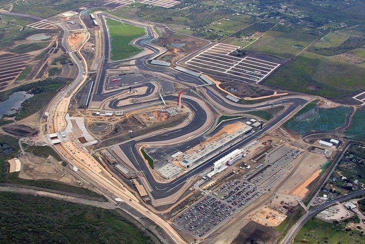 GP de EE UU de F1: Horarios y neumáticos