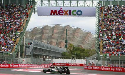 GP de México de F1: Horarios y neumáticos