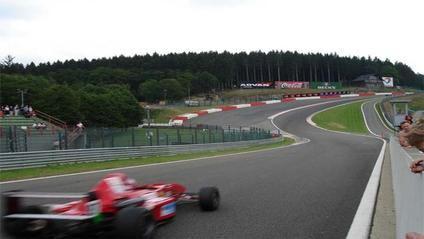 GP de Bélgica: Horarios y neumáticos
