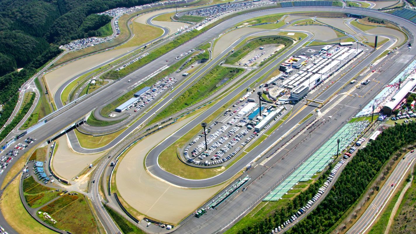 Circuito Japon : Circuito de motegi japón revista de coches