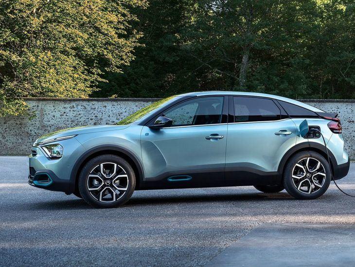 Nuevo Citroën ë-C4 100% ËLECTRICO Y Nuevo C4
