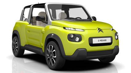 Video de la prueba completa del Citroën Mehari Eléctrico