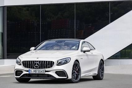 Mercedes Clase S Coupé y Cabrio 2018: puesta a punto tecnológica