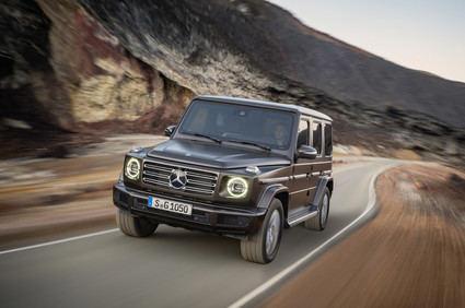 Mercedes-Benz Clase G renovado a fondo