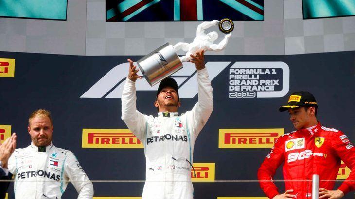GP de Francia F1 2019: Hamilton gana y Sainz es 6º en una carrera insulsa y aburrida