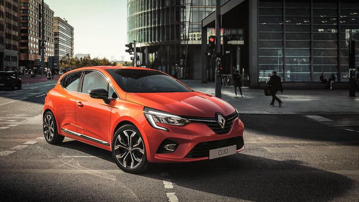 Nuevo Renault Clio desde 15.628 euros