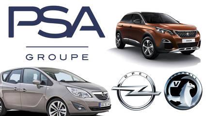 El Grupo PSA compra Opel/Vauxhall
