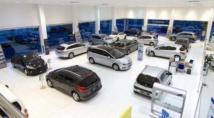 Venta de coches en Europa en 2017
