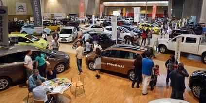 La venta de coches nuevos continúa en aumento