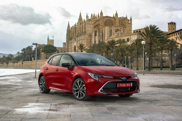 Toyota Corolla Electric Hybrid desde 175€ al mes