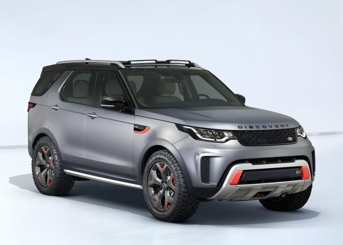 Land Rover Discovery SVX | Revista de coches,