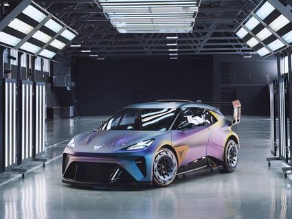 CUPRA UrbanRebel Concept, la interpretación más radical de un coche eléctrico urbano