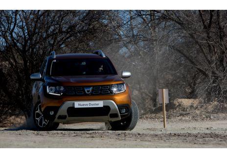 Dacia Duster TCe 100 ECO-G GLP por 16.700 euros