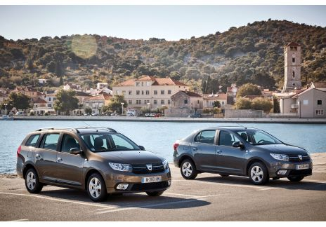 Dacia renueva su gama