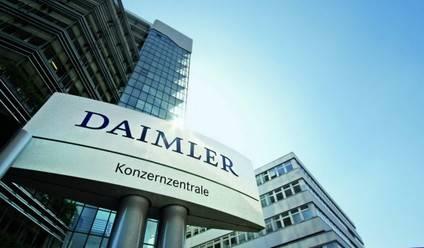 Los chinos quieren comprar el Grupo Daimler (Mercedes)