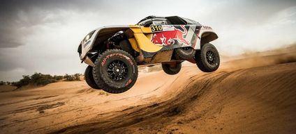 El Dakar corre peligro
