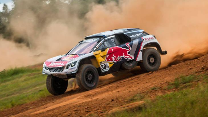 40ª edición del Dakar 2018