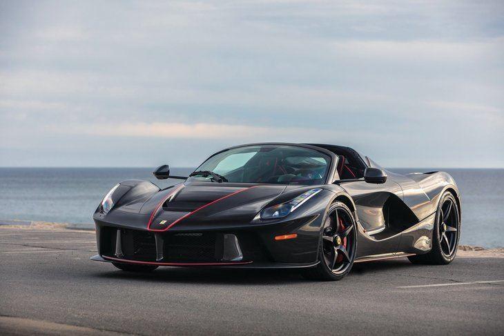 Se espera vender un Ferrari LaFerrari Aperta por la friolera cifra de 6.5 a 8.5 millones de dolares
