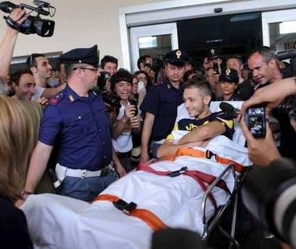 Rossi: 'Me gustaría volver para Aragón, de lo contrario lo haré en Japón''