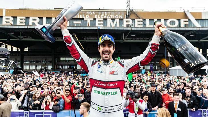 ePrix de Berlín: Lucas di Grassi domina a placer