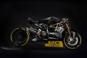 La Ducati Xdiavel m�s radical