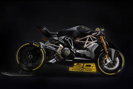 La Ducati Xdiavel más radical