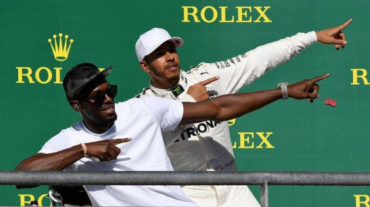 Hamilton gana sin dificultades