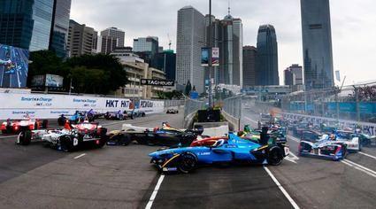 Fórmula E: equipos y pilotos