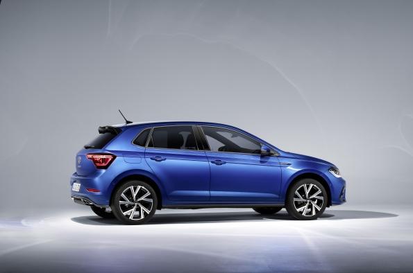 Nuevo VW Polo: tres motores de gasolina y uno de gas