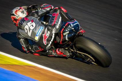 Viñales vuelve a sorprender en su debut con Yamaha