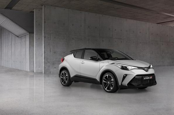 Nuevo Toyota C-HR GR Sport ya en España por 30.490 € o 230 € al mes