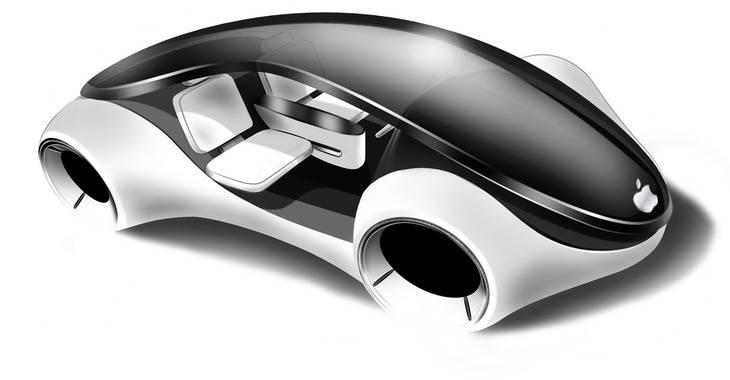 El coche de Apple para 2019