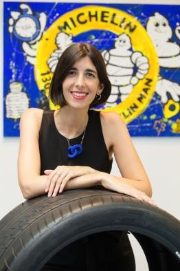 Elena Iborra asume la Dirección de Marketing de Michelin España y Portugal