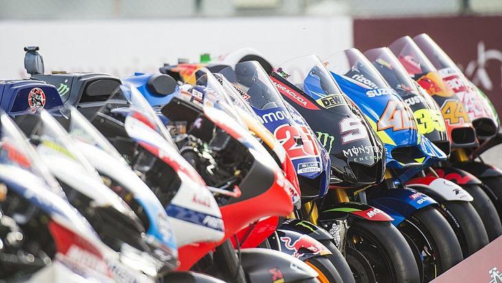 Presentaciones de los equipos de MotoGP 2019